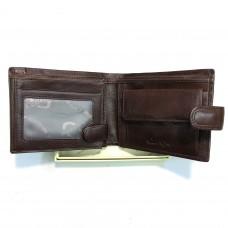 Портмоне мужское из натуральной кожи GO-01220-2 в упаковке