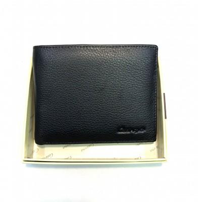 Портмоне мужское из натуральной кожи GO-01220-4 в упаковке