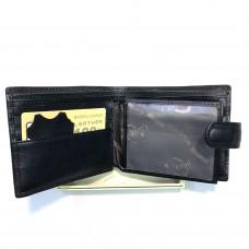 Портмоне мужское из натуральной кожи GO-01220-7 в упаковке