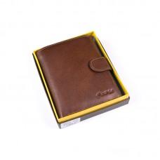 Бумажник мужской из натуральной кожи GO-1160-1
