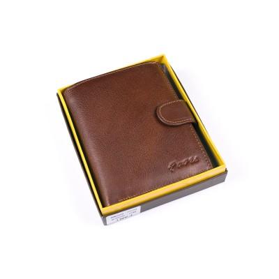 Бумажник мужской из натуральной кожи GO-01160-1